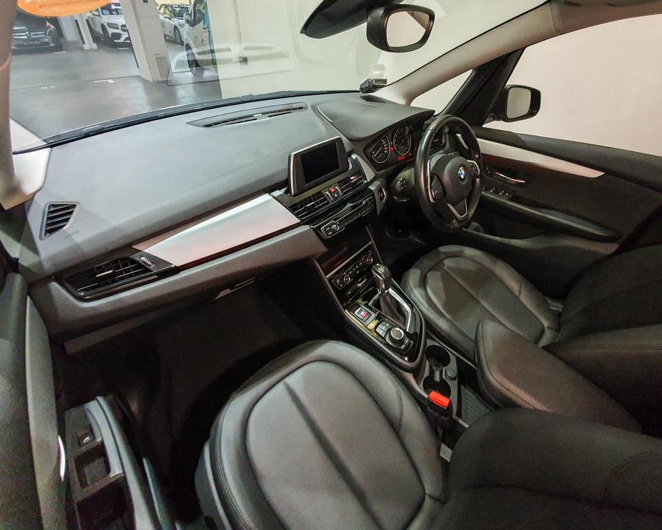 2017 BMW 2 Series 216i Gran Tourer - Interior Dash