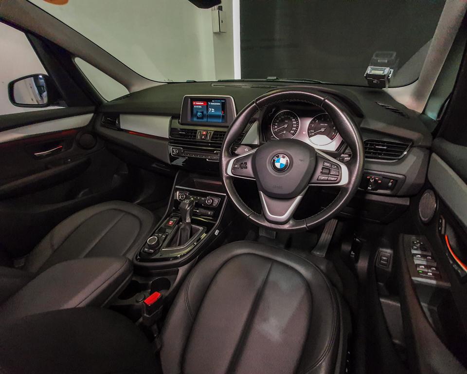 2017 BMW 2 Series 216i Gran Tourer - Steering Wheel