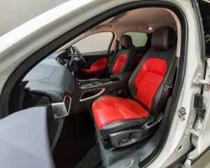 2017 Jaguar F-PACE Diesel 2.0A R-Sport - Front Passenger Seat