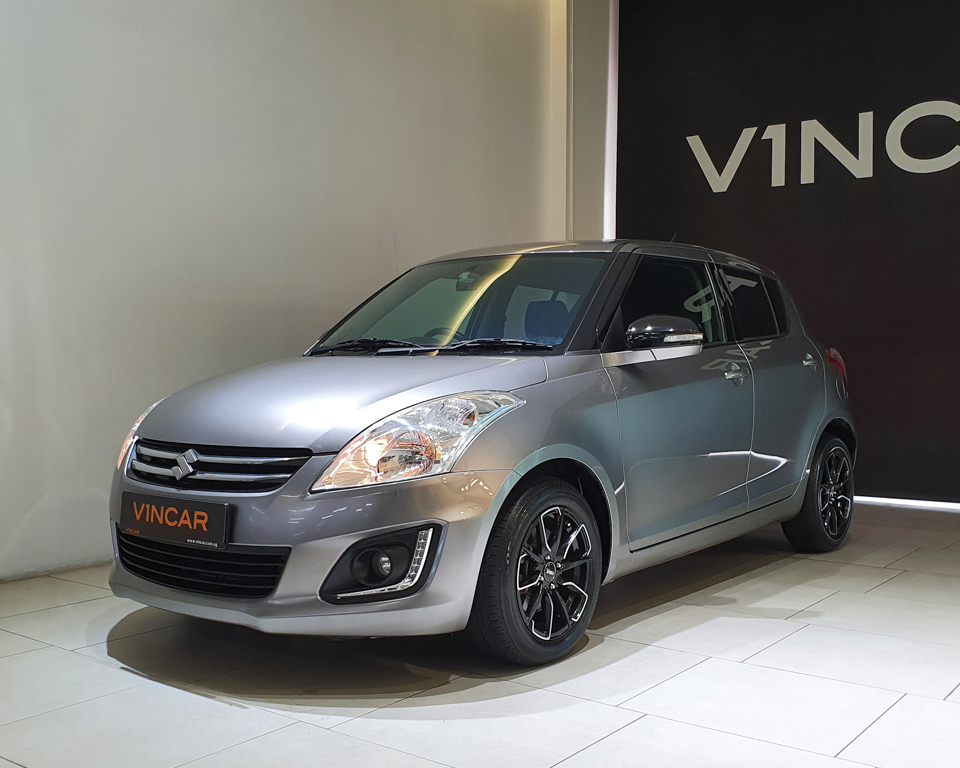 2017 Suzuki Swift 1.4A Special Edition - Front Angle