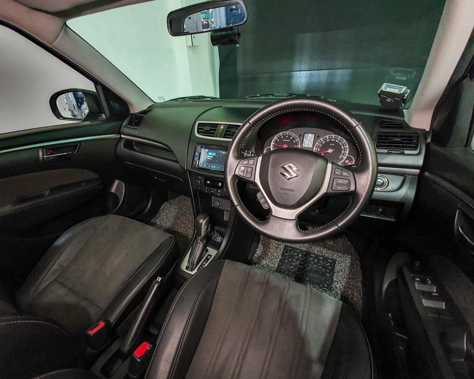 2017 Suzuki Swift 1.4A Special Edition - Steering Wheel