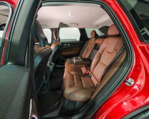 2017 Volvo XC60 T5 Momentum - Back Seat