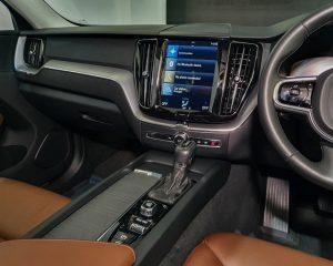 2017 Volvo XC60 T5 Momentum - Centre Console