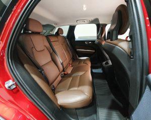 2017 Volvo XC60 T5 Momentum - Rear Seat