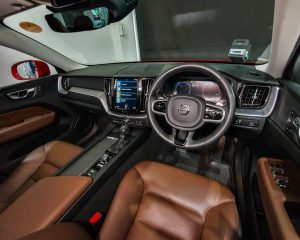 2017 Volvo XC60 T5 Momentum - Steering Wheel