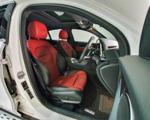 2018 Mercedes-Benz GLC-Class GLC250 Coupe AMG Line 4MATIC - Driver Seat