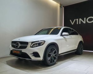 2018 Mercedes-Benz GLC-Class GLC250 Coupe AMG Line 4MATIC - Front Angle