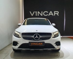2018 Mercedes-Benz GLC-Class GLC250 Coupe AMG Line 4MATIC - Front Direct