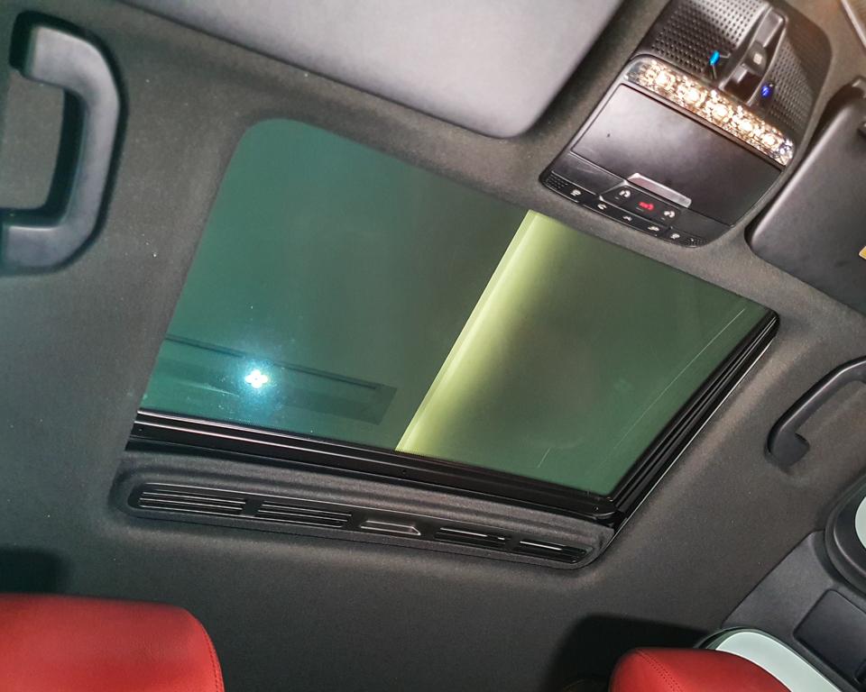 2018 Mercedes-Benz GLC-Class GLC250 Coupe AMG Line 4MATIC - Glass Sunroof