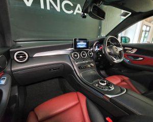 2018 Mercedes-Benz GLC-Class GLC250 Coupe AMG Line 4MATIC - Interior Dash