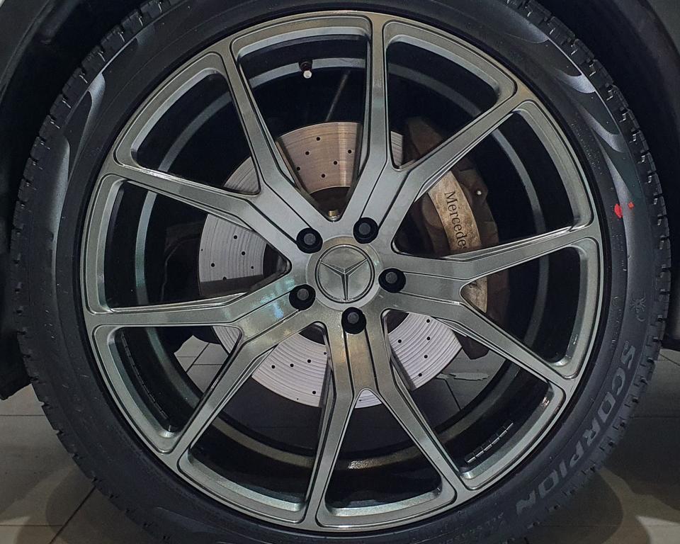 2018 Mercedes-Benz GLC-Class GLC250 Coupe AMG Line 4MATIC - Wheels