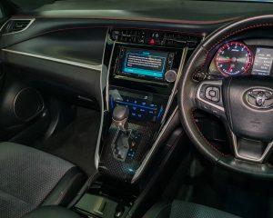 2018 Toyota Harrier 2.0A G-Grade - Centre Console