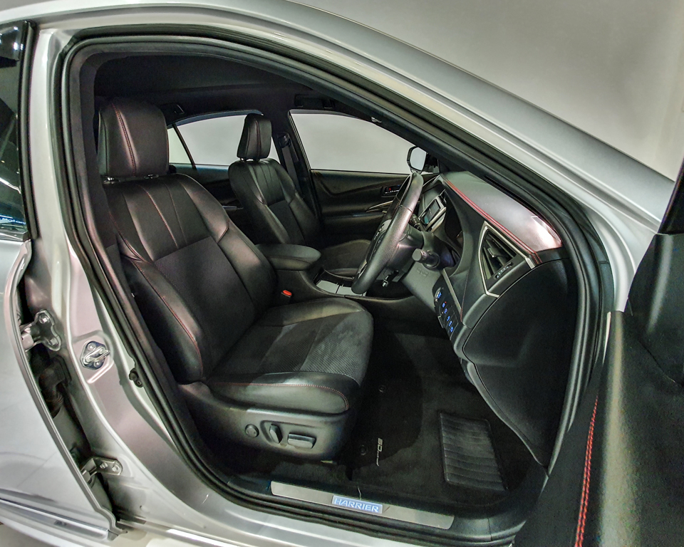 2018 Toyota Harrier 2.0A G-Grade - Driver Seat