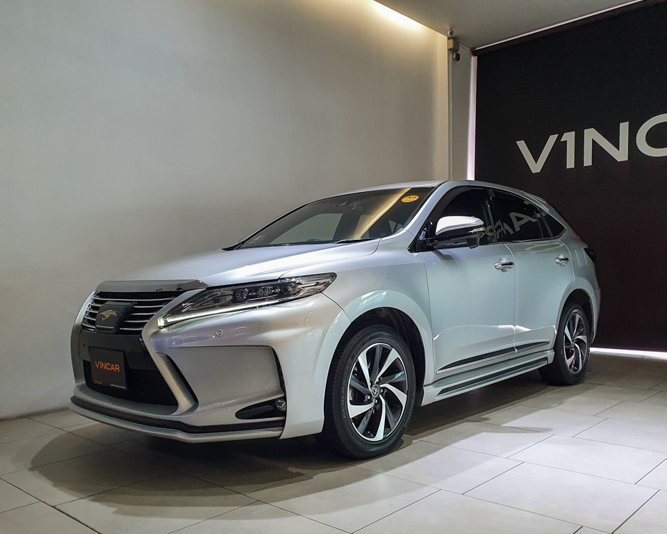 2018 Toyota Harrier 2.0A G-Grade - Front Angle