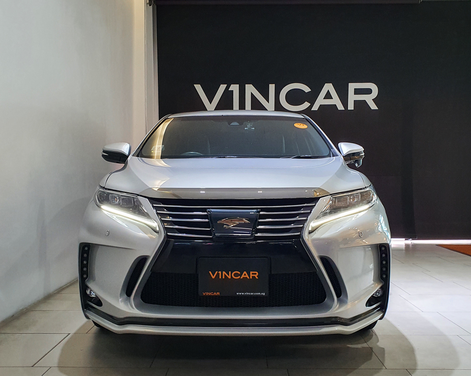 2018 Toyota Harrier 2.0A G-Grade - Front Direct