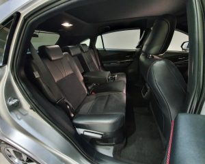2018 Toyota Harrier 2.0A G-Grade - Rear Seat