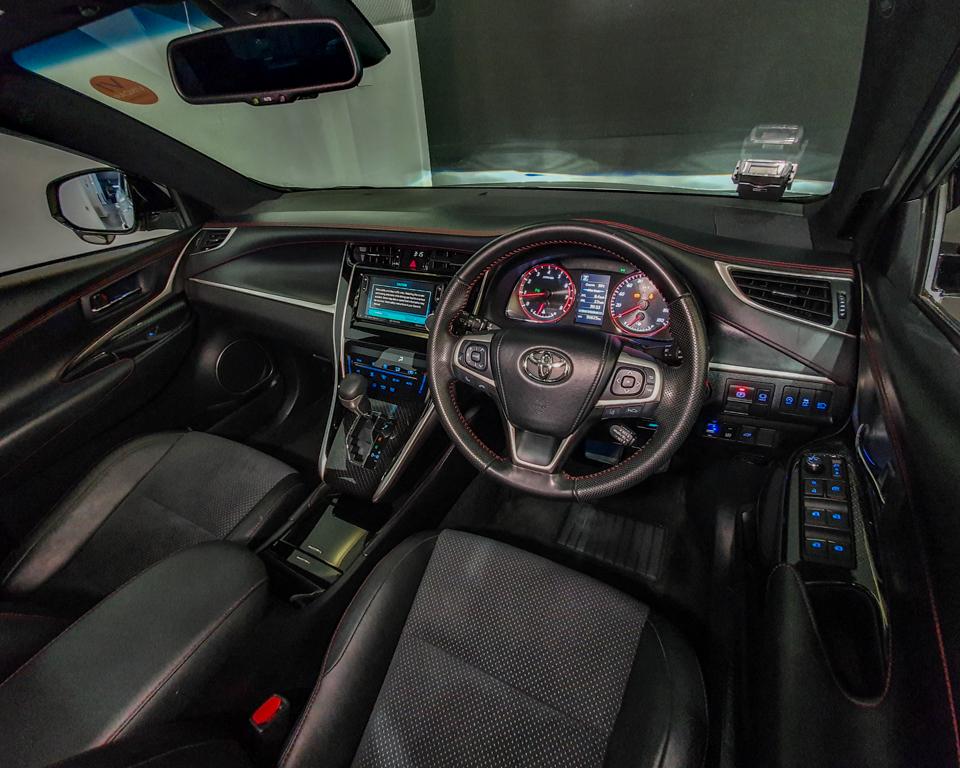 2018 Toyota Harrier 2.0A G-Grade - Steering Wheel
