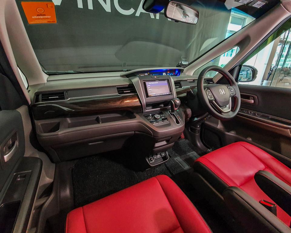 2019 Honda Freed 1.5A G - Interior Dash