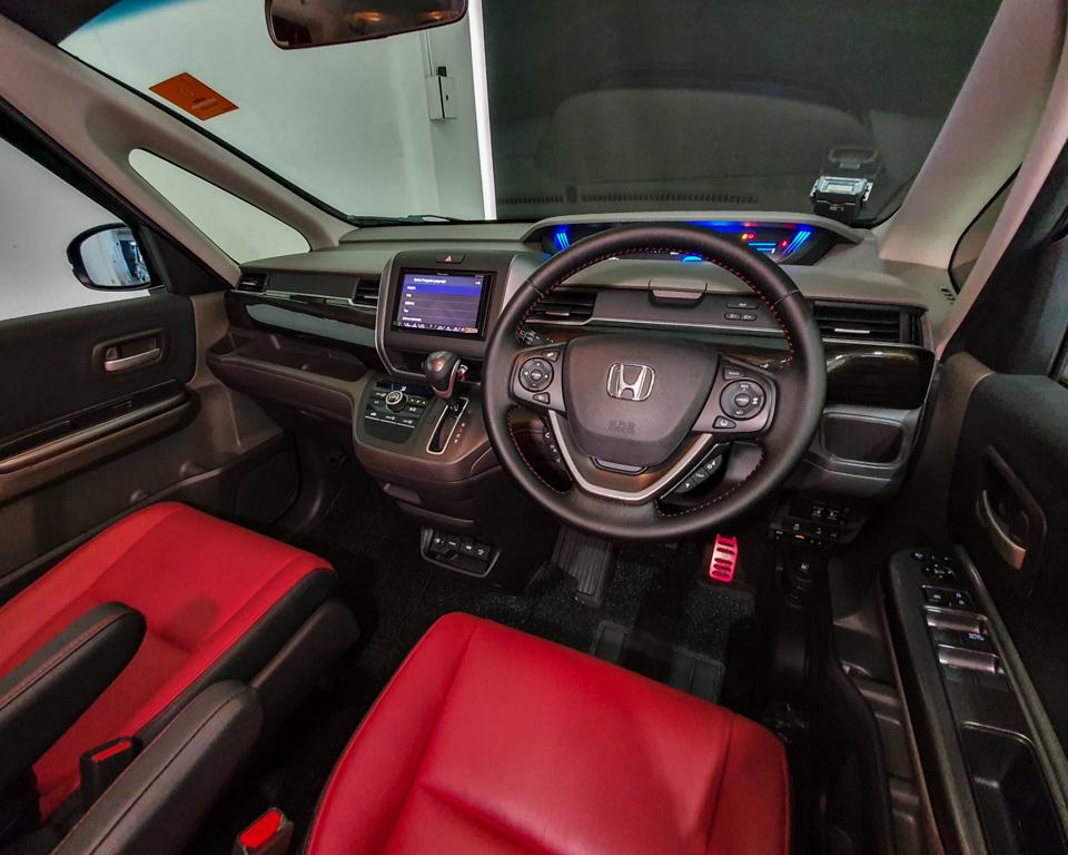 2019 Honda Freed 1.5A G - Steering Wheel