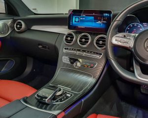 2019 Mercedes-Benz C-Class C200 Coupe Mild Hybrid AMG Line - Central Cockpit