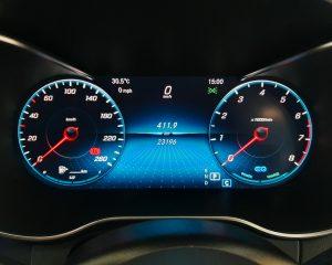 2019 Mercedes-Benz C-Class C200 Coupe Mild Hybrid AMG Line - Digital Instrument Panel