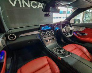 2019 Mercedes-Benz C-Class C200 Coupe Mild Hybrid AMG Line - Interior 2