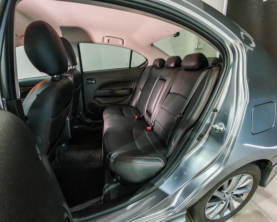 2019 Mitsubishi Attrage 1.2A - Back Seat