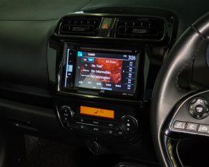 2019 Mitsubishi Attrage 1.2A - Infotainment