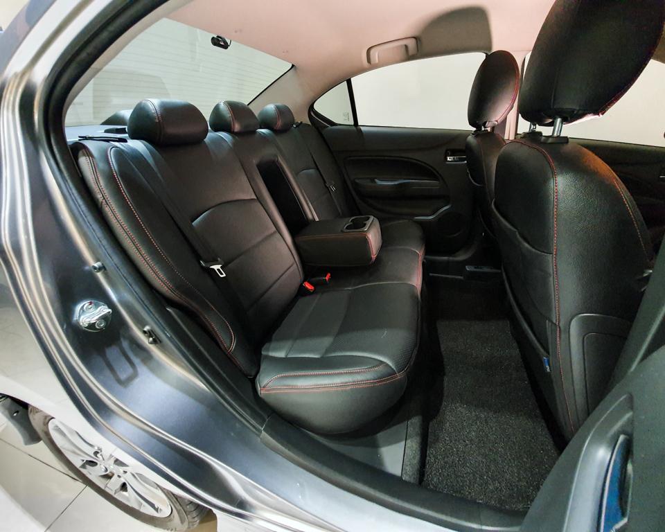 2019 Mitsubishi Attrage 1.2A - Rear Seat
