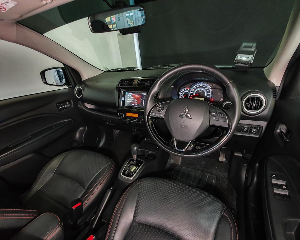 2019 Mitsubishi Attrage 1.2A - Steering Wheel
