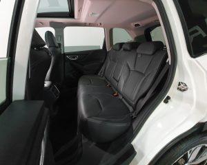 2019 Subaru Forester 2.0i-S EyeSight Sunroof - Back Seat