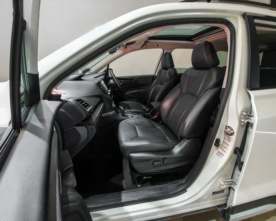 2019 Subaru Forester 2.0i-S EyeSight Sunroof - Front Passenger Seat