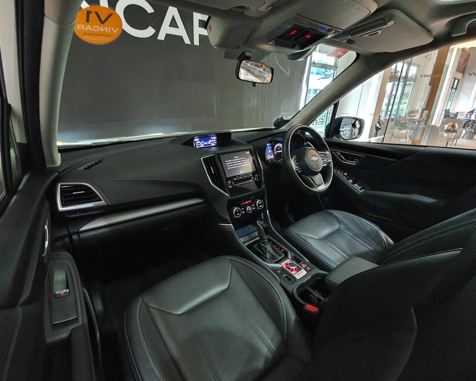 2019 Subaru Forester 2.0i-S EyeSight Sunroof - Interior Dash