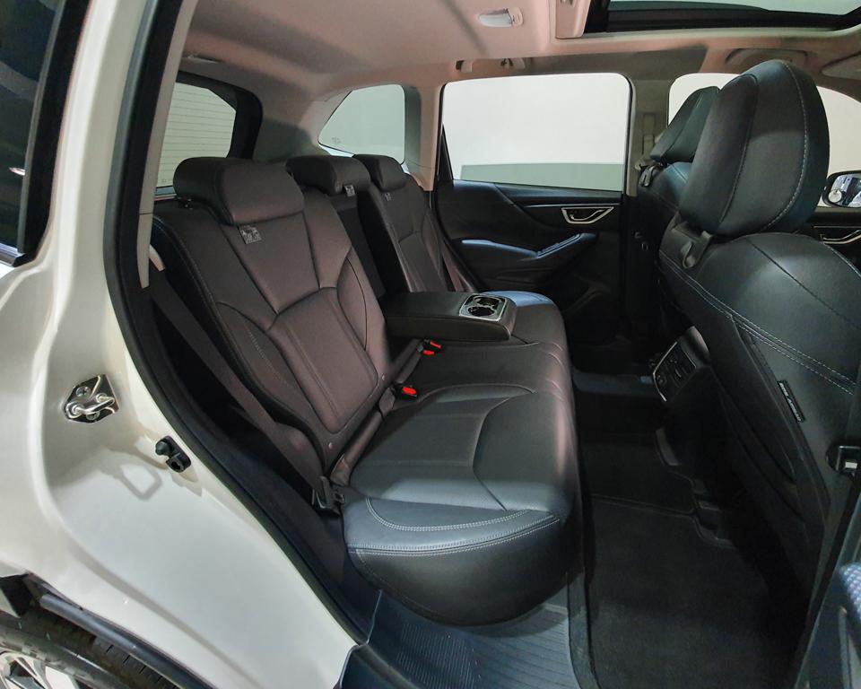 2019 Subaru Forester 2.0i-S EyeSight Sunroof - Rear Seat