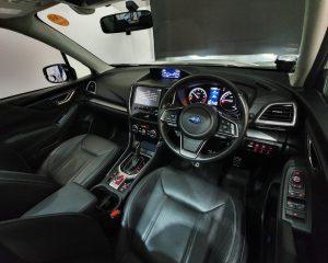 2019 Subaru Forester 2.0i-S EyeSight Sunroof - Steering Wheel