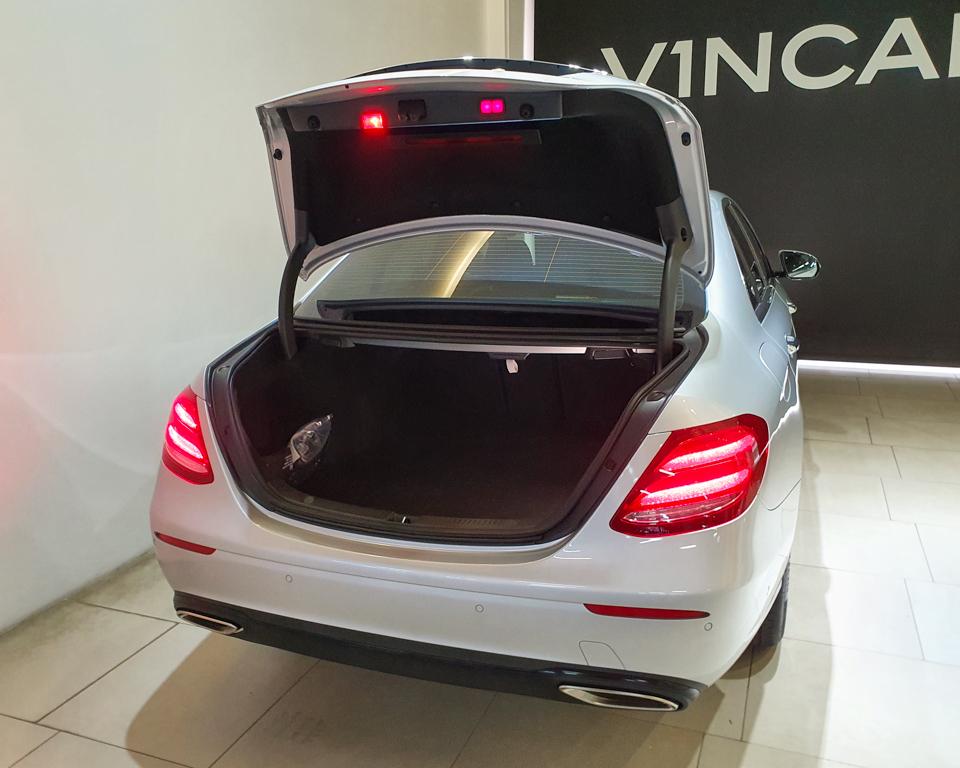 2020 Mercedes-Benz E-Class E200 SE Premium - Boot Space