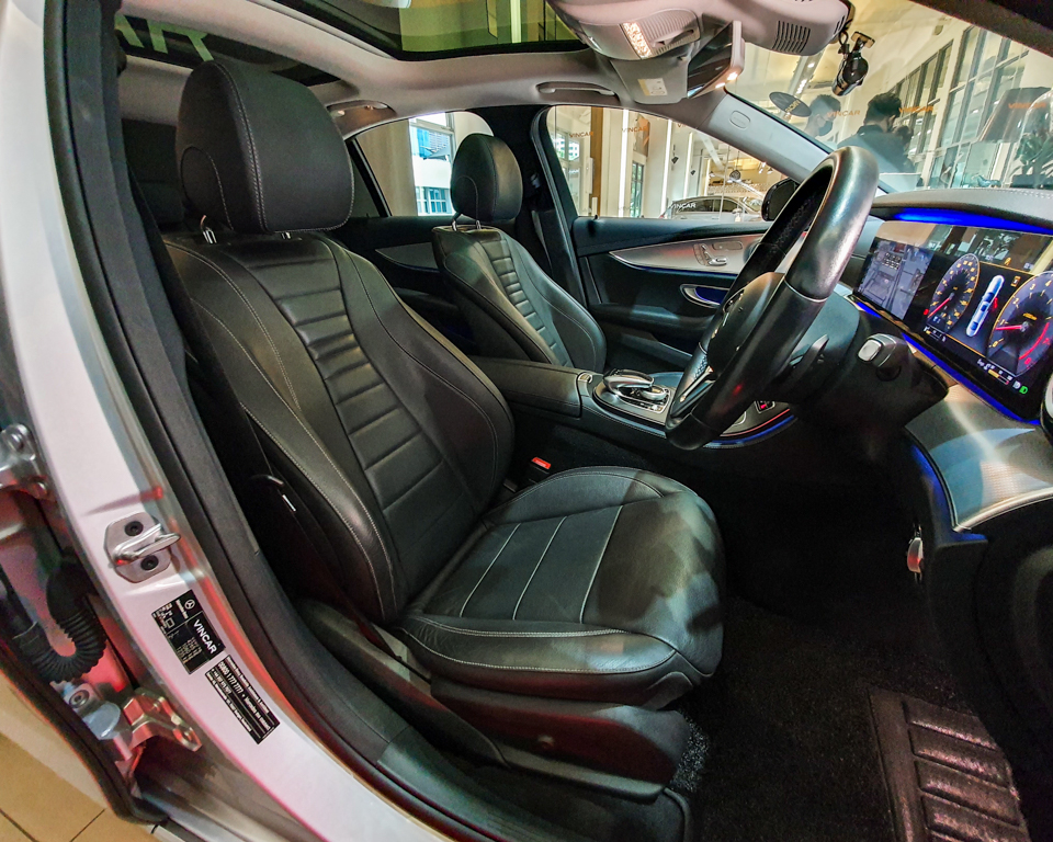2020 Mercedes-Benz E-Class E200 SE Premium - Driver Sear