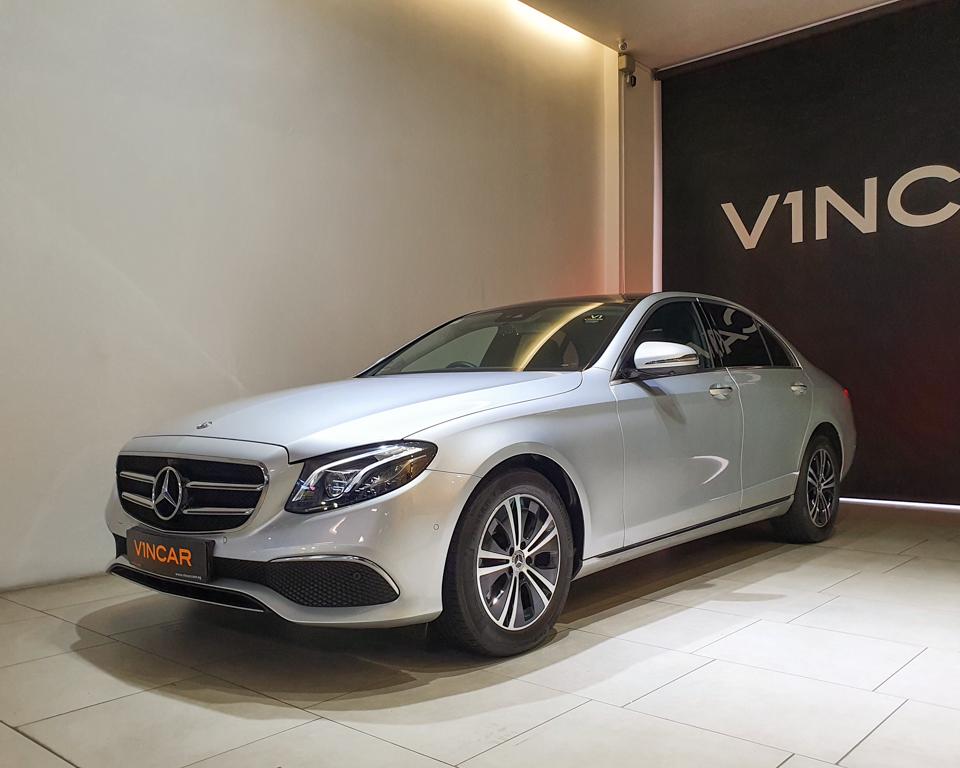 2020 Mercedes-Benz E-Class E200 SE Premium - Front Angle