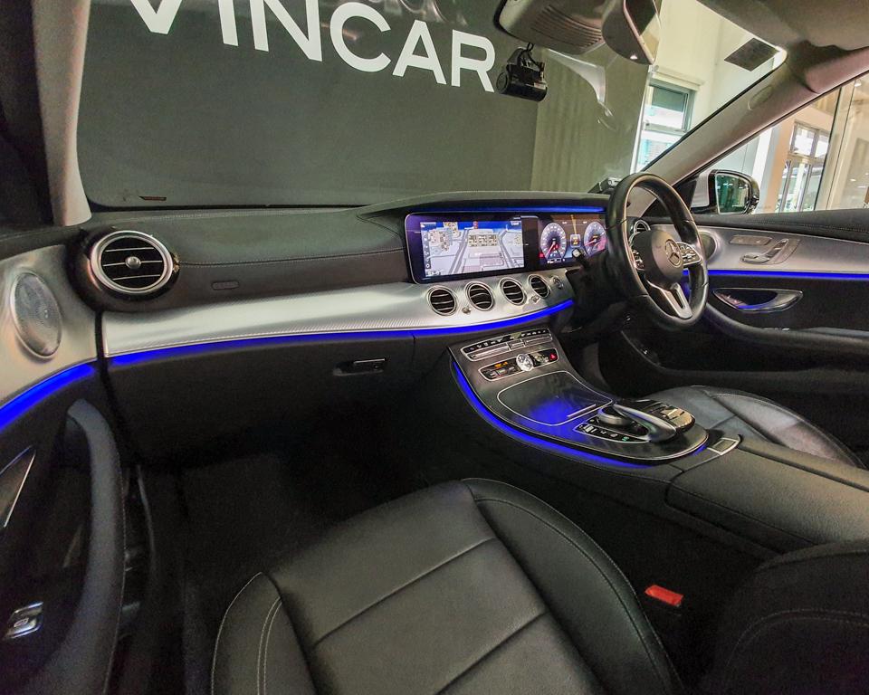 2020 Mercedes-Benz E-Class E200 SE Premium - Interior Dash