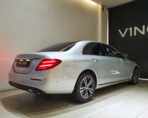 2020 Mercedes-Benz E-Class E200 SE Premium - Rear Quarter Angle