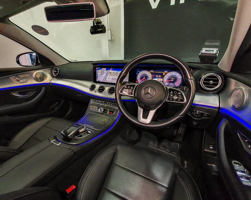 2020 Mercedes-Benz E-Class E200 SE Premium - Steering Wheel