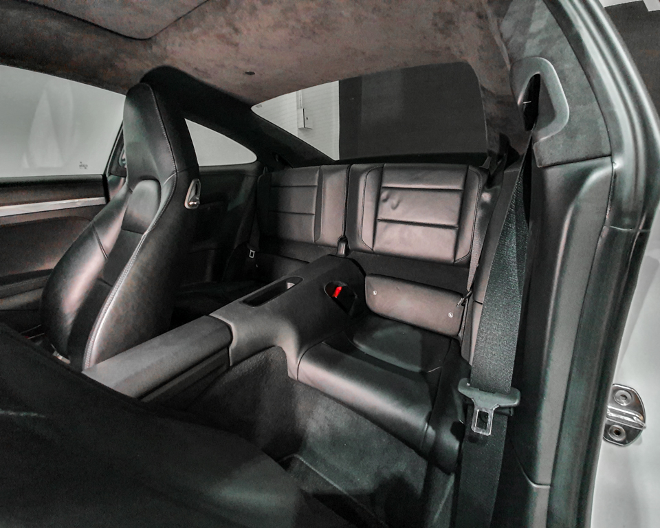 2012 Porsche 911 Carrera S Coupe 3.8A PDK (COE till 05_2031) - Back Passenger Seat