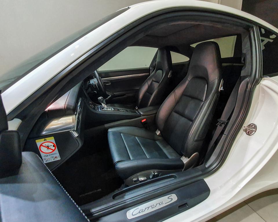 2012 Porsche 911 Carrera S Coupe 3.8A PDK (COE till 05_2031) - Front Passenger Seat