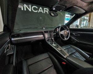 2012 Porsche 911 Carrera S Coupe 3.8A PDK (COE till 05_2031) - Interior Dash