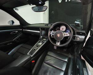 2012 Porsche 911 Carrera S Coupe 3.8A PDK (COE till 05_2031) - Steering Wheel