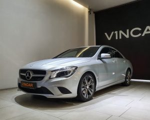 2015 Mercedes-Benz CLA-Class CLA180 - Front Angle