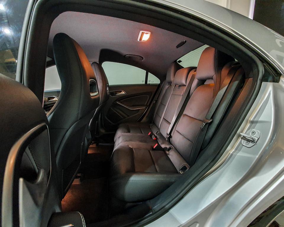 2015 Mercedes-Benz CLA-Class CLA180 - Rear Passenger Seat