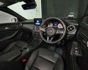 2015 Mercedes-Benz CLA-Class CLA180 - Steering Wheel
