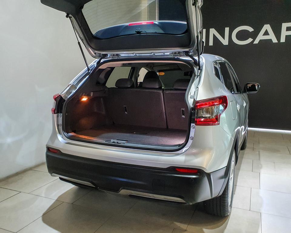 2017 Nissan Qashqai 1.2A DIG-T - Boot Space