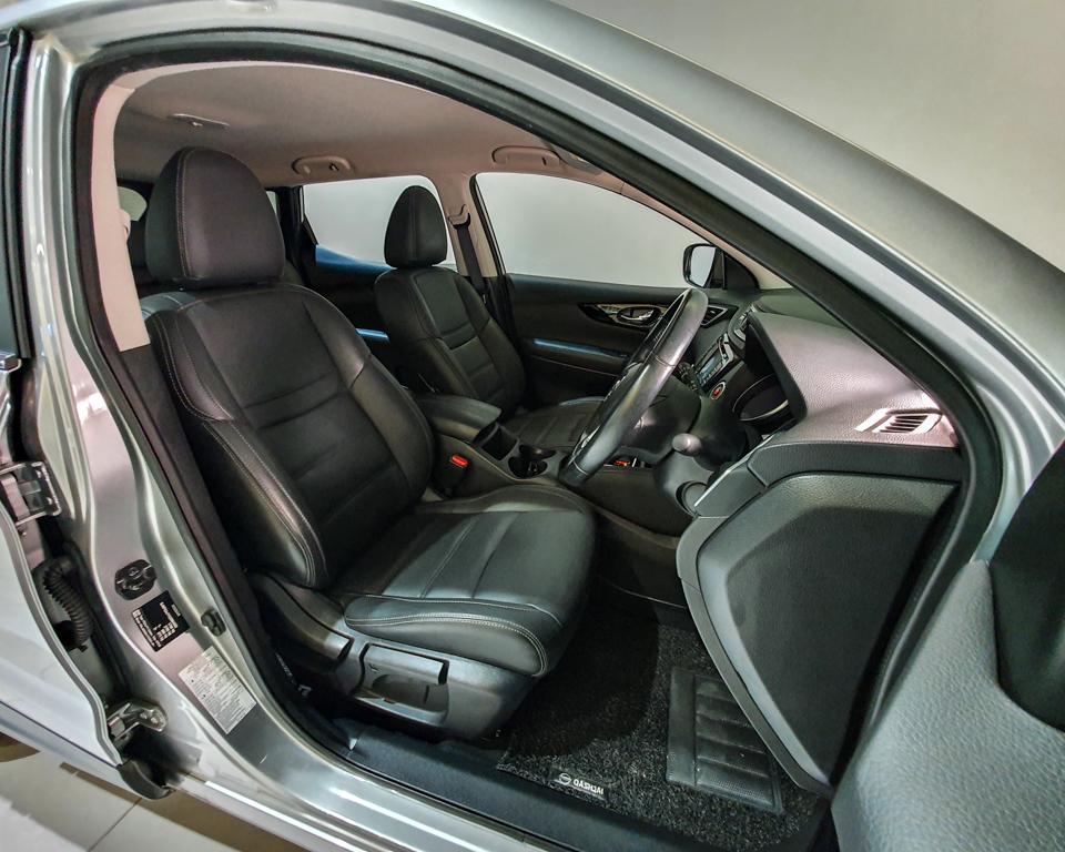 2017 Nissan Qashqai 1.2A DIG-T - Driver Seat